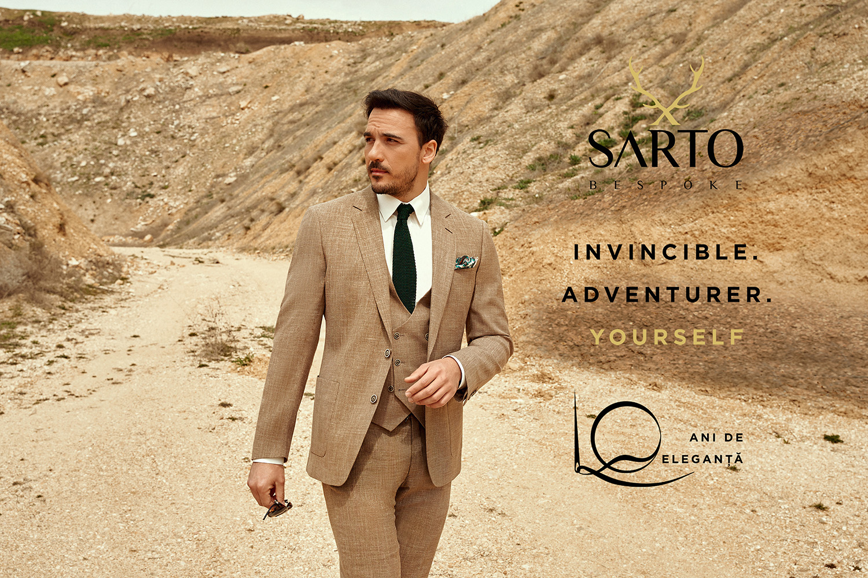 SARTO bespoke Invincible Adventurer Yourself 16