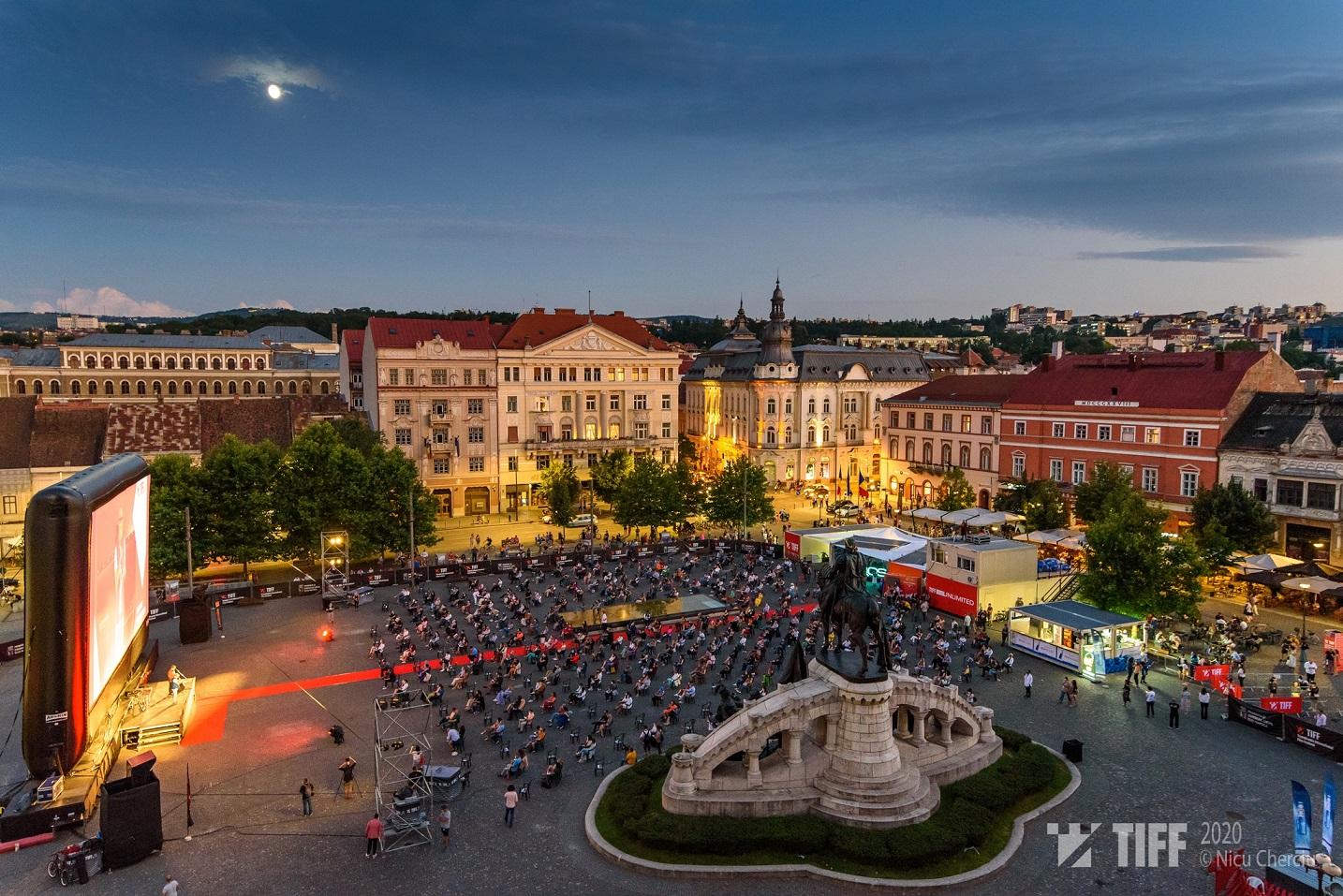 Gala de deschidere TIFF 2020 - Foto Nicu Cherciu
