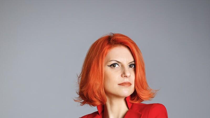 Mara Gojgar @Confident Communications x The Woman 3