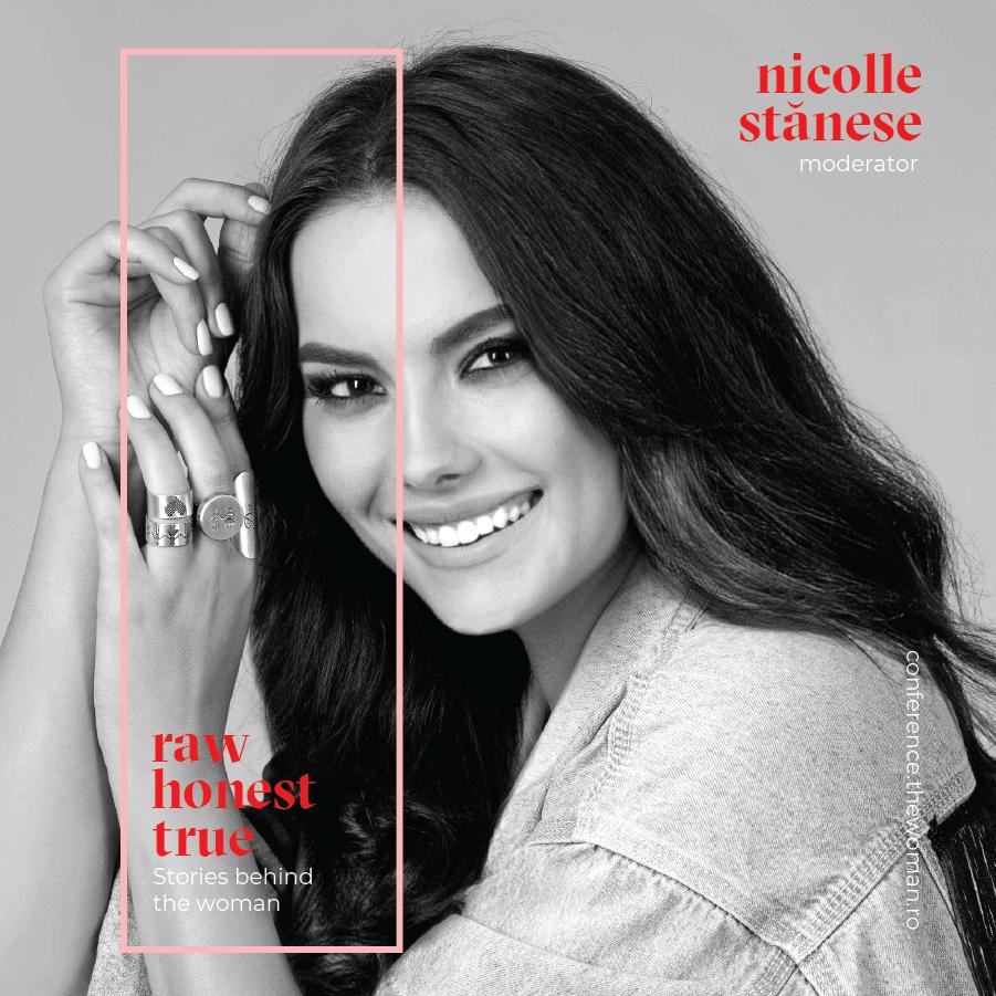 Nicolle Stănese - The Woman
