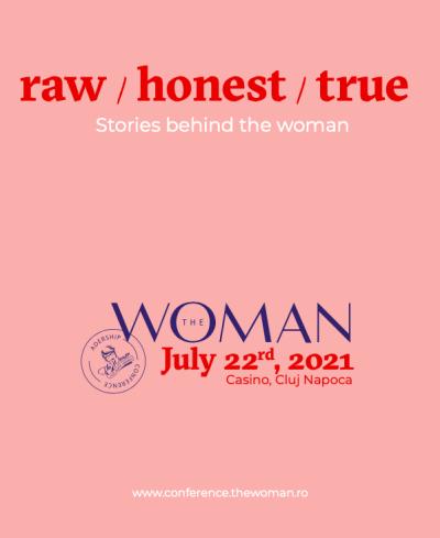 THE WOMAN IULIE 2021