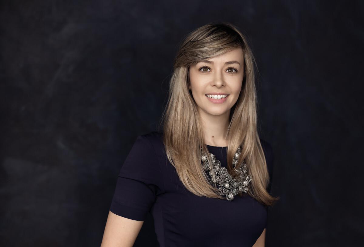 Alexandra Mircea, fondatoare Dentalist