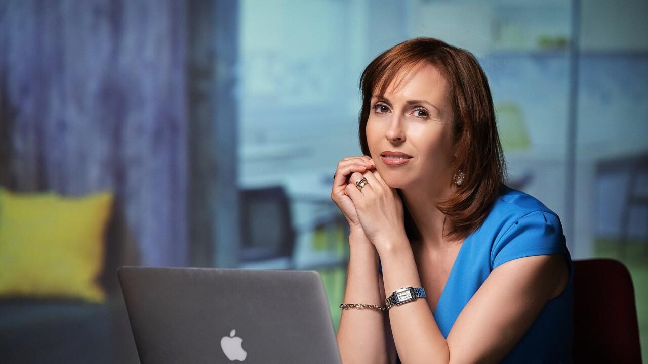 Oana Scarlat, CEO EXEC-EDU x The Woman (2)