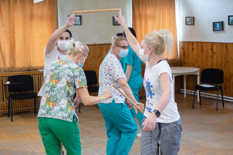 Terapie prin Arta by CAE Zalau 2021 atelier personal medical