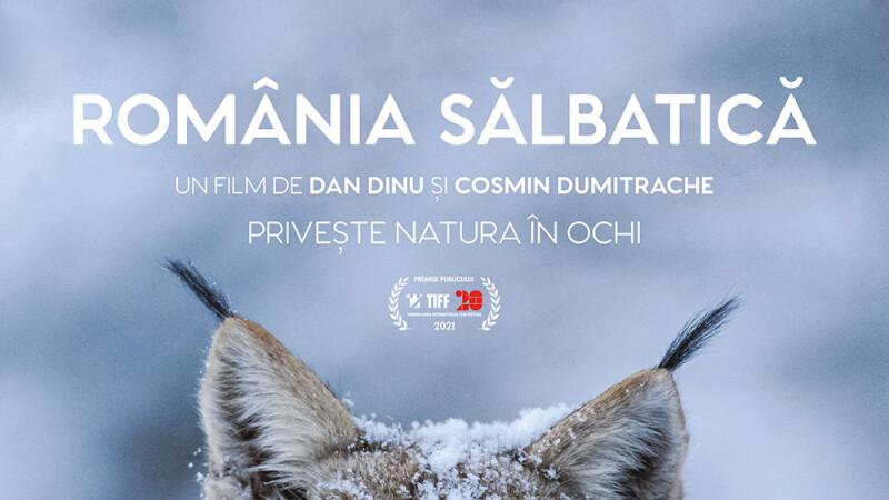 România sălbatică - afiș